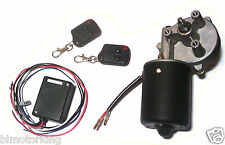 12v gear motor PM dc Reversible + Remote Control Latch