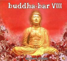 Buddha Bar VIII by Sam Popat feat. Various Artists (2 CD Set, 2007, George V)