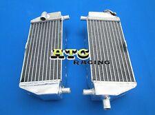 Aluminum Radiator Kawasaki KX125 KX 125 KX250 KX 250 94 95 96 97 98 99 01 02