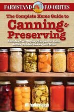 The Complete Home Guide to Canning & Preserving Book by Farmstand
