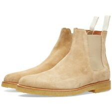 NEW Common Projects Suede Khaki Chelsea Boot SZ 9 UK 8 42 Bottega Veneta Kanye