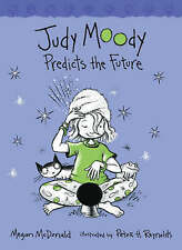 Judy Moody Predicts the Future by Megan McDonald Paperback Book