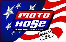 GASGAS EC 250 / 300 2012 - 2013 MOTO HOSE COLORED HOSE KIT No Thermostat RED