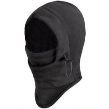 Ultralight 4 in 1 Winter Warmer Snood Fleece Mens Scarf Hood Neck Face Mask