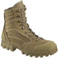 "New Military Army Bates 8"" Hot Weather Combat Hiker Boot Olive Mojave E03612D 10"