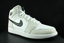 NIKE AIR JORDAN 1 RETRO HIGH GS ELEPHANT CEMENT UNSUPREME 838850 106 SIZE 6 Y