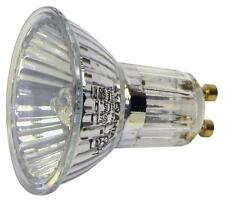 Sylvania 59067 Dimmable Halogen Quartz Light Bulb 50W 120V PAR16 GU10 3PK 2000HR
