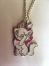 CUTE Aristocat cat Disney childrens Necklace  Present, Christmas In Gift Bag.