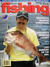 Modern Fishing Magazine - February 1994 - 20% Bulk Magazine Discount Available