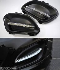 Aero Parts LED Day Light & Cover For KIA RIO Hatchback 2012 2013 2014