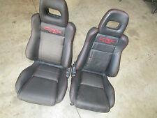 Asientos re. & Li. Honda CRX ed9 ee8 V-TEC año 1987-1992