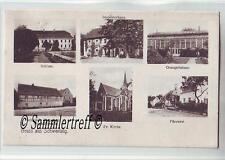Gruss aus Schwentnig    6 Ansichten  Zobten   Schlesien Niederschlesien 1913