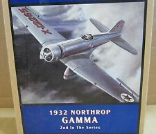 Wings Of Texaco 1932 Northrop Gamma Airplane Aircraft Die-Cast Metal Coin Bank