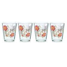 Lenox Butterfly Meadow Acrylic Double Old Fashioned (DOF) / Set of Four