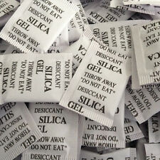 20 x 1g Packets of Silica Gel Sachets Desiccant Pouches Craft