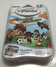 VTech Soccer Challenge V Smile V Motion Active Learning System Ages 4-6 New