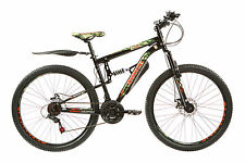 "RAD INSURGENT, 27.5"" WHEEL FULL SUSPENSTION MTB, BOYS / MENS MOUNTAIN BIKE, CAMO"