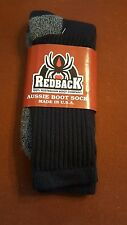 US Size 8.5-11 Mens Redback thick comfy socks.Great for men who stand all day