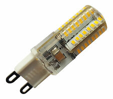 G9 3W 64 SMD LED 240V 240LM WARM WHITE (3000K) BULB ~20W