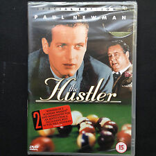 Paul Newman THE HUSTLER Special Edition DVD 2002 Jackie Gleason lots of extras!