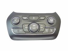 Genuine Jeep Grand Cherokee 14-16 Heater Climate Radio Controls Control Panel