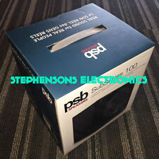 "Brand New and Sealed PSB Speakers Subseries 100 Powered 5 1/4"" Subwoofer (Black)"