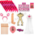 HEN NIGHT PARTY DO SASH BOPPERS WILLY MAN GAMES ACCESSORIES GIRLS NIGHT OUT