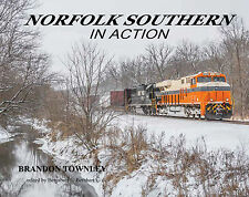NORFOLK SOUTHERN in Action (NS Freight Trains and Business Train) NEW BOOK