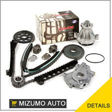 03-04 Ford E150 F150 F250 Expedition 5.4L SOHC Timing Chain Kit  Water Oil Pump