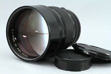 Canon New FD 135mm F2 Lens For Canon SLR Film Camera A-1 AE-1 F-1 New F-1
