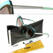 $470 FENDI Ladies LOGO SUNGLASSES w/ Certificate