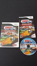 Pinball Hall of Fame: The Gottlieb Collection (Nintendo Wii, 2010) Complete