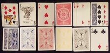 $100 GAFFED DECK OF CARDS! - BICYCLE, POKER-SIZED TRICK CARDS! RARE MAGIC DECK!