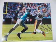 NILES PAUL autographed 8x10 Photo Washington Redskins signed