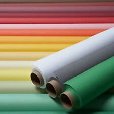 Background Paper Roll 1.35M x 11M - Many Colours Available
