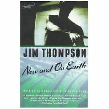 Now and On Earth: Intro by Stephen King by Thompson, Jim