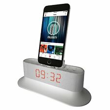 Majority Mercury Docking Station Lautsprecher Dock für iPod / iPhone 5 5S 5C 6 6