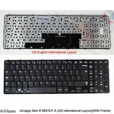 Genuine Samsung US Keyboard for NP270E5E-K04CH NP270E5E-X01BG NP270E5E-X01DE