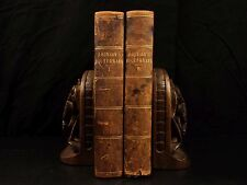 1783 Samuel Johnson FAMOUS Dictionary of English Language Americana Lexicon SET