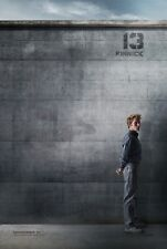 Hunger Games 3 Mockingjay original DS movie poster - D/S 27x40 - Finnick