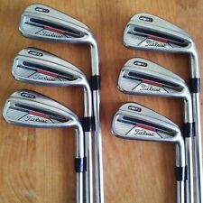 Titleist AP1 Iron Set 5-PW, Regular Flex Steel Dynamic Gold High Launch R300!
