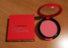 MAC Peaches & Cream Powder Blush Sharon & Kelly Osbourne Collection BNIB
