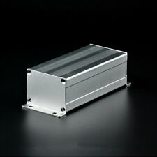 New Aluminum Box Enclosure Case Project electronic for PCB DIY 110*52*38MM
