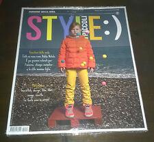 """Libri/Riviste/Giorn""""CORRIERE DELLA SERA STYLE ANNO 8 N°6 NOVEMBRE/DICEMBRE 2015"""""""