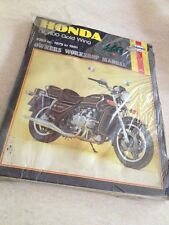 Haynes 669 Honda GL1100 GL 1100 Gold Wing 79 to 81 owners workshop manual