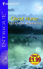 Acceptable, Ghost Horse (Silhouette Intrigue), Rosemoor, Patricia, Book
