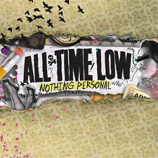 All Time Low - Nothing Personal [New CD] O-Card Packaging
