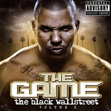 Black Wallstreet, Vol. 2 by The Game  (NEW SEALED CD) RAP