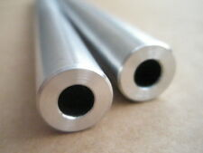 "TWO 1/2""OD x 1/4""ID x 300mm LONG - ALUMINIUM ROUND TUBE GRADE: 6063 T6  10swg.."