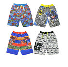 OFFICIAL CHARACTER Boys Lined Swim Surf Shorts Beach Wear Age 4 5 6 7 8 9 10 11